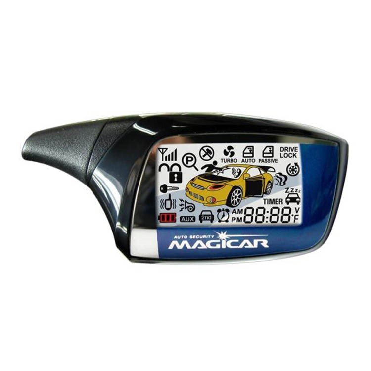 Dvoucestný autoalarm Magicar M880AS CAN BUS m-880-as-can-bus