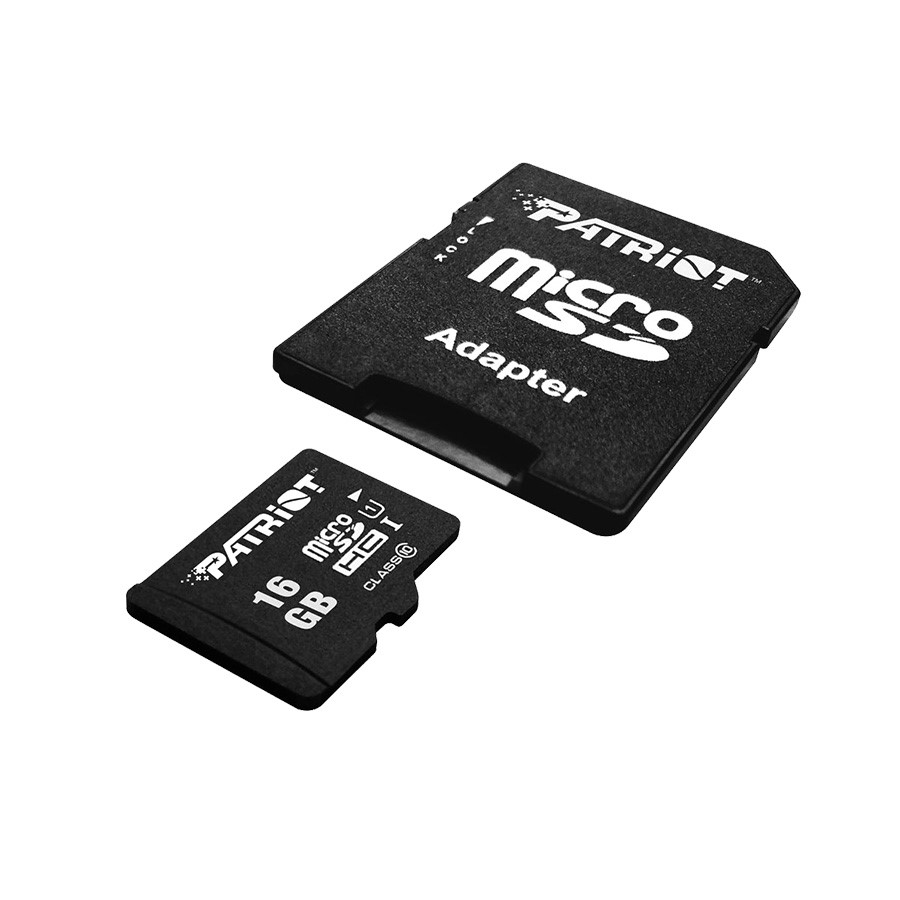 KINGSTON mikro SDHC karta SD CARD 16GB sd-card-16gb