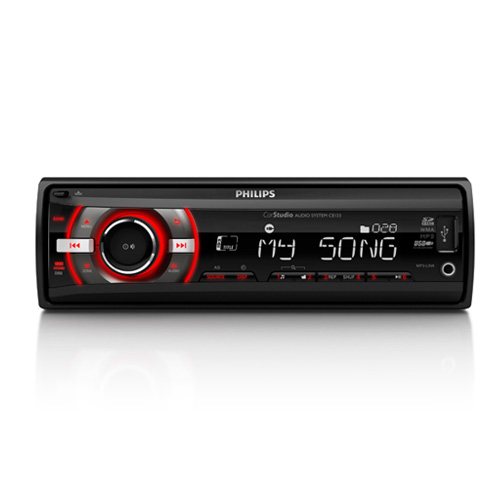 PHILIPS autorádio bez mechaniky USB / SD / AUX CE133 ce133