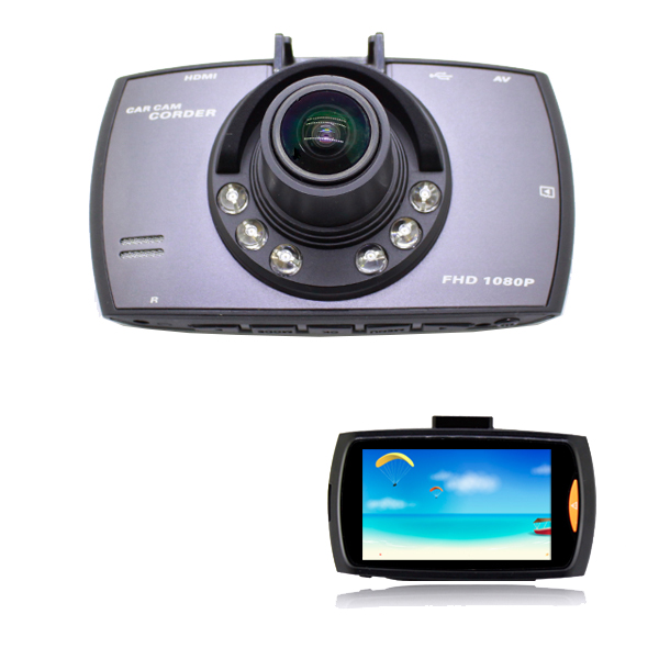 "FULL HD kamera, 2,7"" LCD dvr26 dvr26"