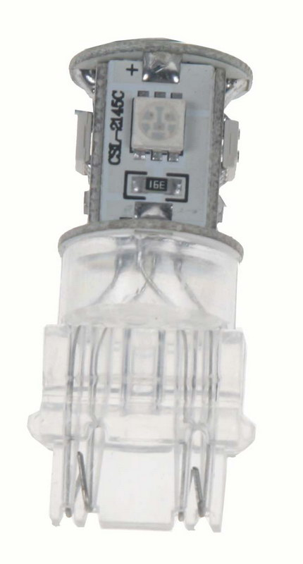 LED T20 (3157) červená, 12V, 5LED/3SMD 95270red   x 95270red-x