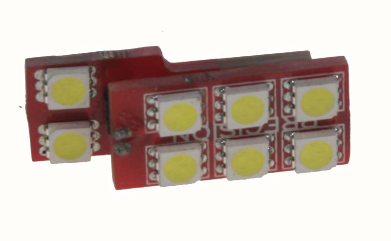 LED T10 bílá, 12V, do vozů AUDI, VW 95VWT10-8 95vwt10-8