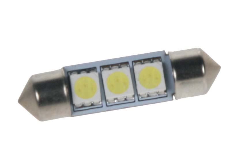 LED sufit (36mm) bílá, 24V, 3LED/3SMD 9523018/24v 9523018-24v