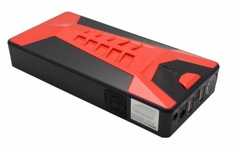 Jumpstart/Power bank 10.000mAh, 12V 35929 35929