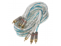RCA audio / video kabel Hi-End line, 3m xs-3230